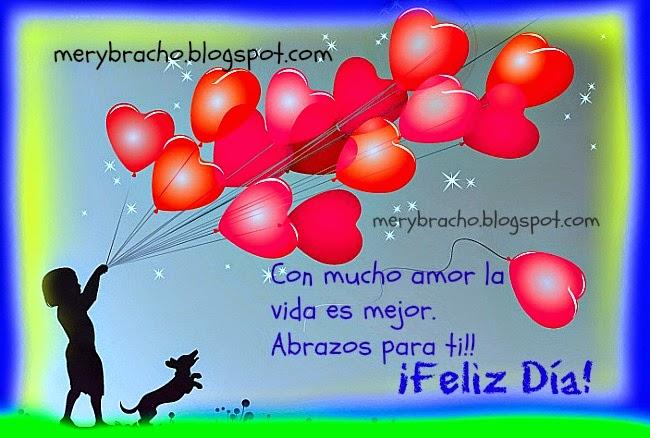 arjeta Linda Que pases un Feliz Día del niño, niña, feliz cumpleaños niña, niño, princesa, hijo, hija, bendiciones, abrazos, quiero mucho a mi sobrino, felicitaciones por el día del Niño, 21 Julio 2013 Venezuela, Felicidades por cumple.
