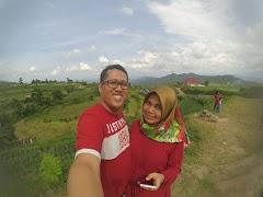 Menuju ke desa terindah di Sumatera Barat