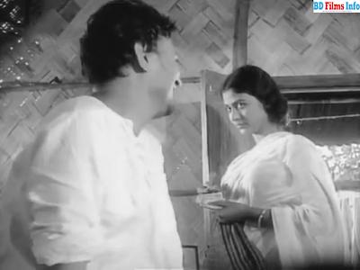 Meghe Dhaka Tara (1960) Indian Bengali film review_BD Films Info Meghe Dhaka Tara (1960) English The Cloud-Capped Star (1960) directed by Ritwik Ghatak.    মেঘে ঢাকা তারা (১৯৬০)  প্রযোজনা, চিত্রনাট্য ও পরিচালনাঃ শ্রী ঋত্বিক কুমার ঘটক    ** পুরো চলচ্চিত্রটি একটি মধ্যবিত্ত পরিবারকে কেন্দ্র করে। ১৯৪৭ সালে দেশ ভাগ হলে, পূর্ব বঙ্গ থেকে বহু পরিবার পাড়ি জমায় ভারতে। সিনেমায় স্পষ্টভাবে দেশভাগের কোন ইঙ্গিত না থাকলেও ঋত্বিক সাহেব চলচ্চিত্রটিতে পরোক্ষভাবে ৪৭' এর দেশভাগের পর একটি পরিবারের পশ্চিম বঙ্গে পাড়ি দেয়ার অন্তর্নিহিত বিষয় ফুটিয়ে তুলেছেন। ঋত্বিক কুমার ঘটকের 'ট্রিলজি'র এটি ১ম পর্ব। ১৯৬১ সালে ২য় পর্ব 'কোমল গান্ধার' এবং ১৯৬২ সালে 'সুবর্ণরেখা' দিয়ে ৩য় পর্বের নির্মাণকাজ শেষ করেন।    'মেঘে ঢাকা তারা'র মূল চরিত্র নীতা নামে একটি মেয়ে। যিনি একাই পরিবারের ৬ সদস্যের মধ্যে আয় উপার্জনকারী। তিনি কলেজে পড়েন পাশাপাশি টিউশনি করান। উপার্জনের অর্থ দিয়ে পুরো পরিবার চালান। বাবা একটি স্কুলের মাস্টার। মা পরিবারের সকল কাজ দেখাশুনা করেন। বড় দাদা 'শংকর' যার গানের শিল্পী হওয়ার বড় স্বপ্ন। সংসারের কোন উপার্জনে তার মন নাই। তিনি বলেন, শিল্পী মানুষের কোন চাকরি করা সাজেনা। নীতার দুই ছোট ভাই-বোন মন্টু ও গীতা কলেজে পড়েন। তাদের পড়ালেখার খরচ ও নিতাকে চালাতে হয়। নীতার একমাত্র ভালবাসার মানুষটি 'সনত'। যিনি দেশে পড়ালেখা শেষ করে বিদেশে বৃত্তি নিয়ে পড়তে যেতে চান। সনতকে নিয়ে নীতার অনেক স্বপ্ন। এক সময় সনত নীতাকে বিয়ে করার জন্য বলে । কিন্তু নীতা বলেন, তার পরিবারের কেউ উপার্জনে সক্ষম না হলে তিনি তাকে বিয়ে করতে পারবেন না। প্রয়োজনে সনতকে অপেক্ষা করতে হবে। নীতা জানে সে এ মুহূর্তে সনতকে বিয়ে করলে হয়ত তারা দু জন সুখের সংসার গড়তে পারবে কিন্তু তার পরিবারের কি হবে? তাই সে সনতকে অপেক্ষা করতে বলে। পরিবারে চরম দরিদ্রতা। এমন সময় মন্টু কলেজে পড়ালেখা বাদ দিয়ে একটি ফ্যাক্টরিতে কাজ করতে শুরু করে। সনত নীতার জন্য এত দিন অপেক্ষা করতে অপারগতার কথা জানায়। এদিকে নিতার ছোট বোন গীতার হাঁসিতে সনত আজ ও আত্নহারা। সনত গীতাকে বিয়ে করতে ইচ্ছুক । এক সময় গীতার সাথে সনতের বিয়ে হয়ে যায়।  মায়ের বকা ঝকা সহ্য করতে না পেরে শংকর বাড়ি থেকে বের হয়ে যায় বোম্বের উদ্দেশ্যে। তার স্বপ্ন । তিনি একদিন মস্ত বড় গানের শিল্পী