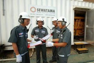 Sewa Genset Kapasitas Besar di Sewatama