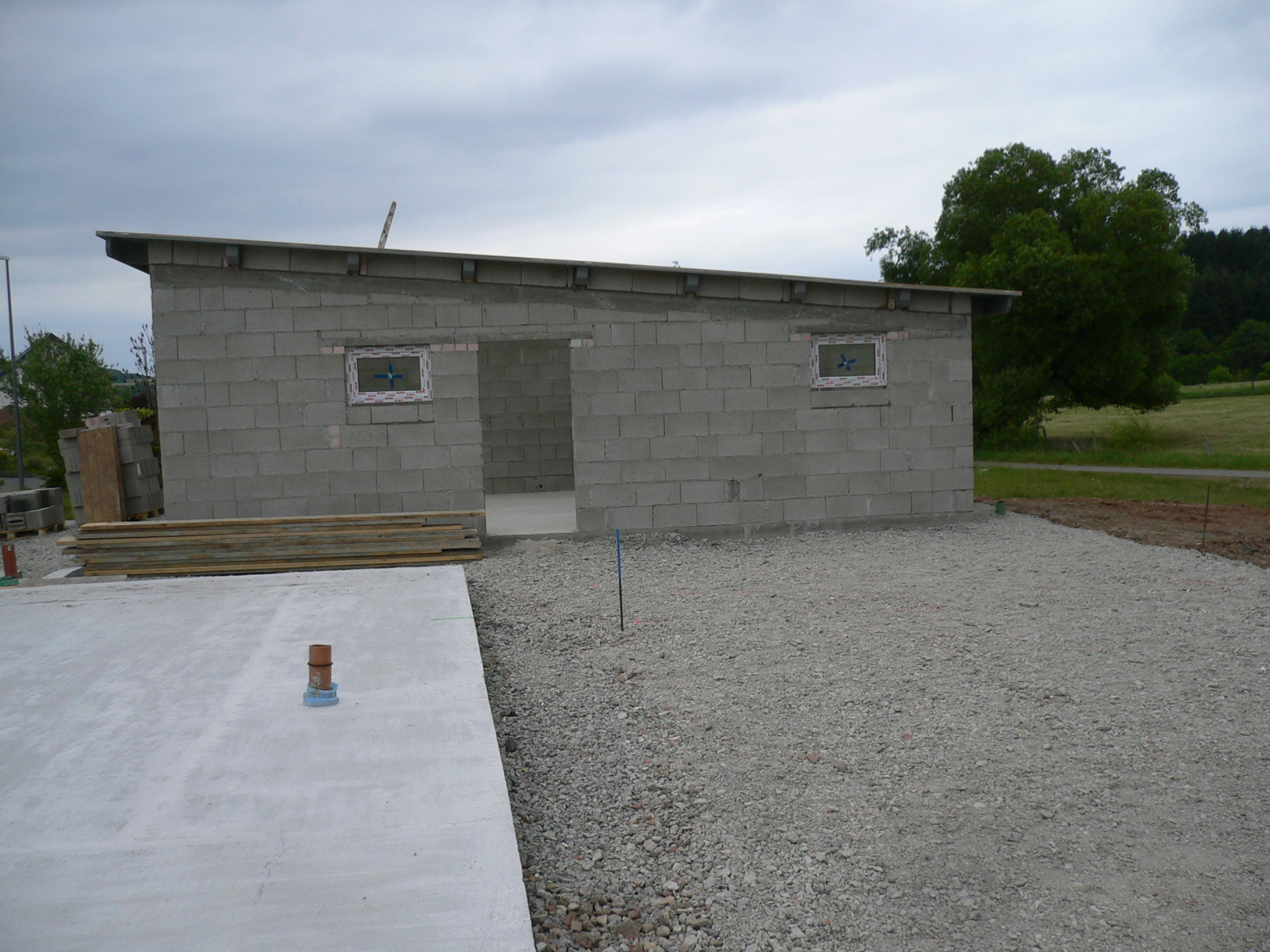 danwood haus park 128p bei idar oberstein mai 2011. Black Bedroom Furniture Sets. Home Design Ideas
