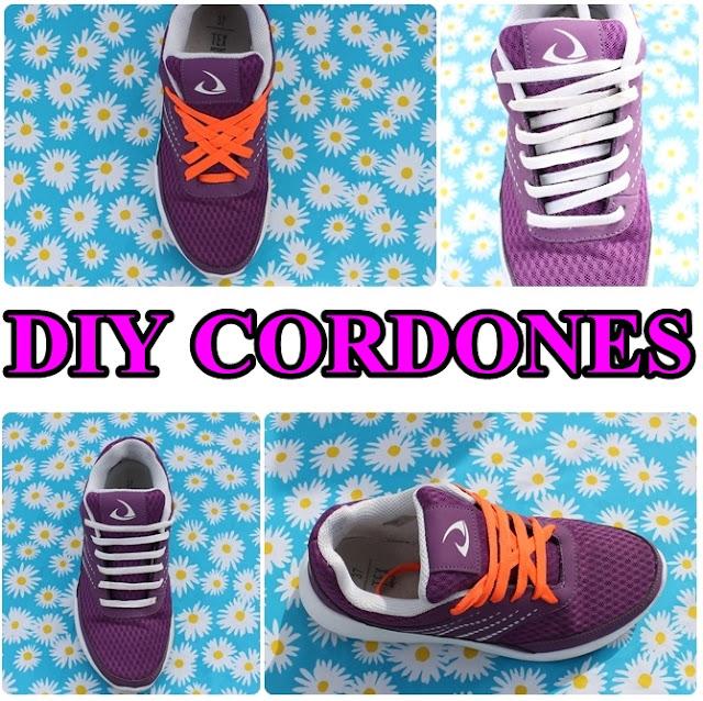 4 formas diferentes de atar los cordones de las zapatillas