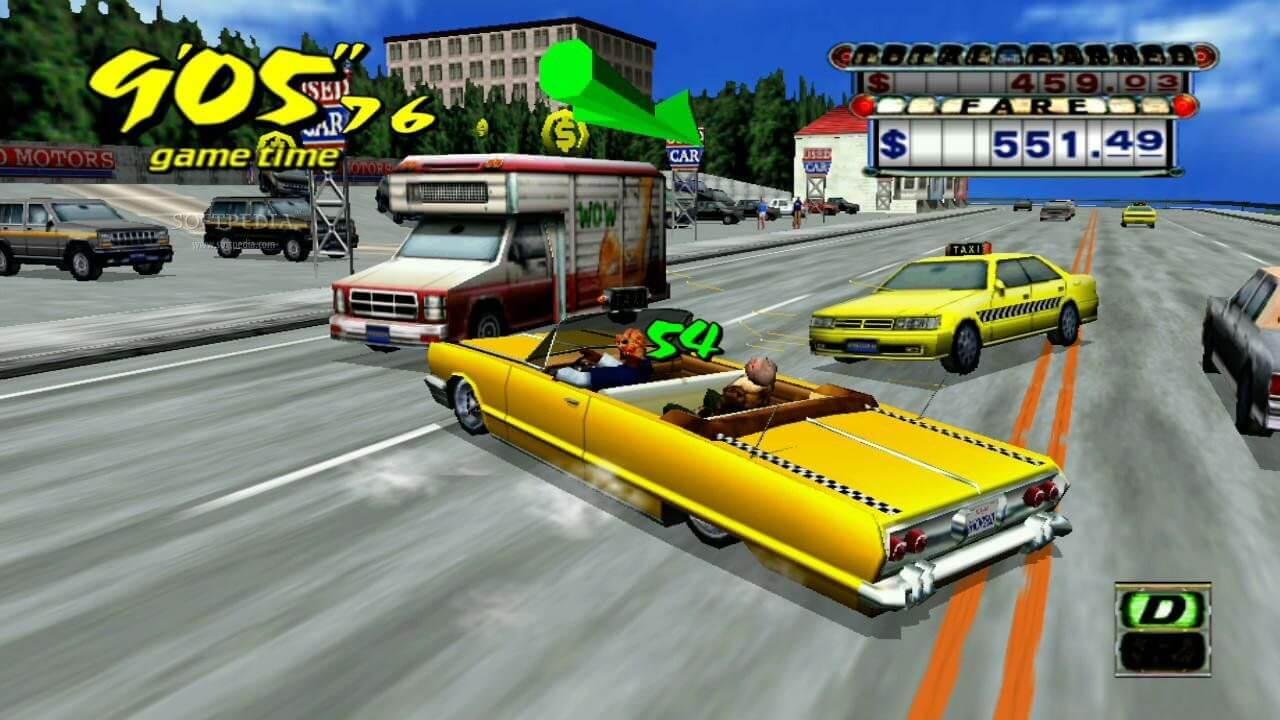 Download Crazy Taxi