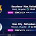 Fotbal: Manchester City- Tottenham Live online 17-04-2019 ora 22:00