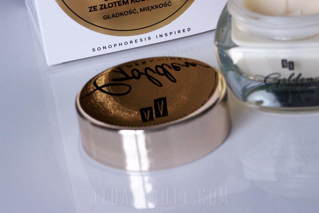 Pielęgnacja :: Złoto i ceramidy 1<br>(Odżywczy krem przeciwzmarszczkowy AA Golden Ceramides) [recenzja]