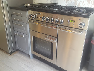 Our Rangemaster Oven