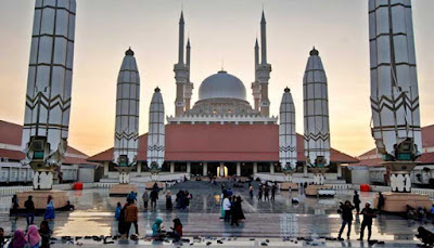 Masjid Hunto Sultan Amai