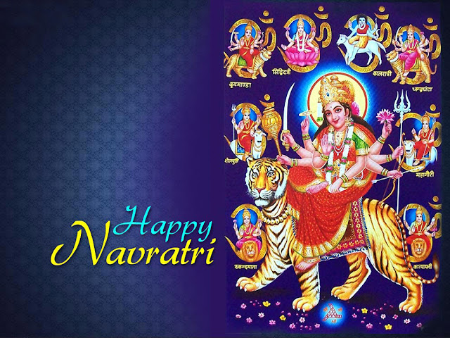 Happy Navratri Wishes in English