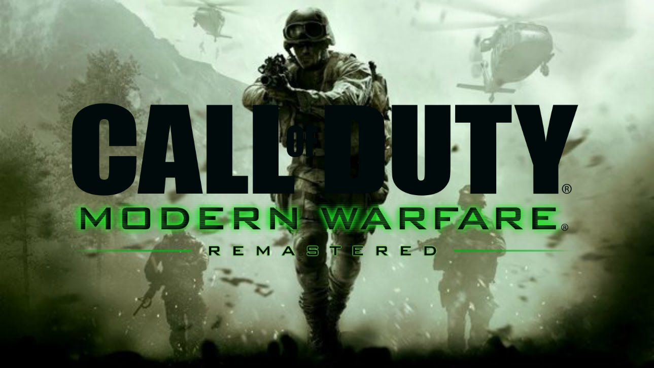 call of duty 4 modern warfare offline download
