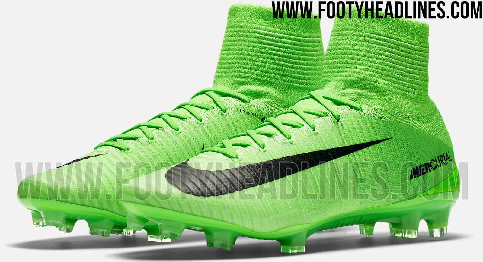 Boot design by nike - The Nike Mercurial Superfly 2017 Radiation Flare Pack Introduces A Fresh Design For Nike S Speed Boot In Electric Green And Black