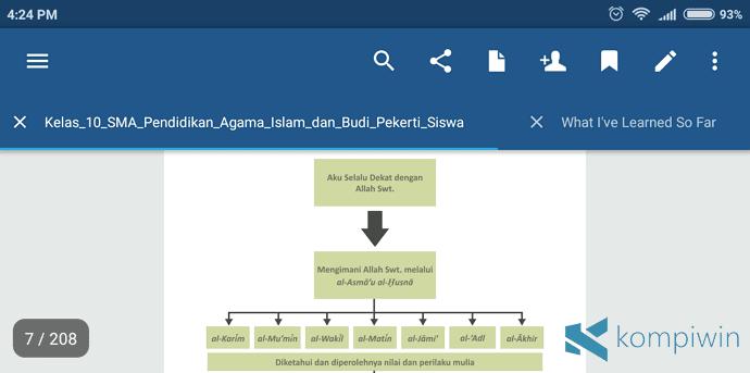 xodo aplikasi pembaca pdf gratis ringan android