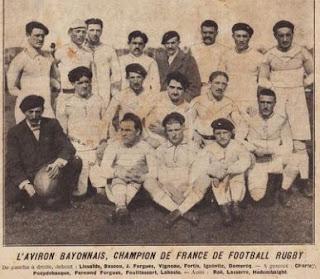 rugby aviron bayonnais