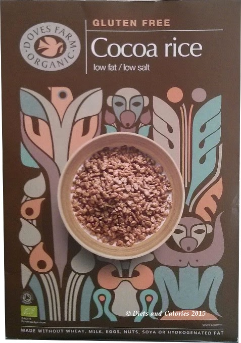 Doves Farm Organic Gluten Free Cocoa Rice Cereal