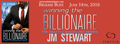 Release Blitz & Spotlight: Winning The Billionaire by JM Stewart