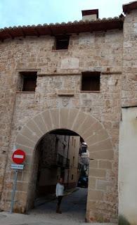 Beceite, Portal de Villanueva.