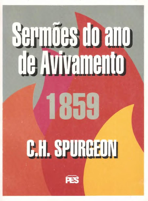 Charles Spurgeon-Sermões Do Ano De Avivamento-