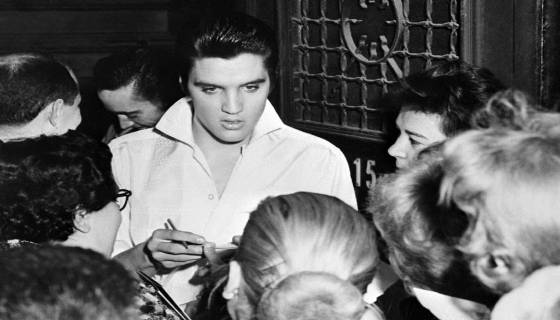 Elvis in TV - ELVIS-IL RE E' VIVO - Doc.