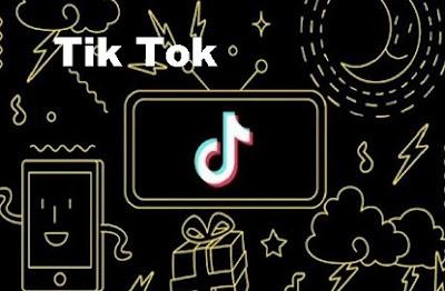Aplikasi Tik Tok - pustakapengetahuan.com