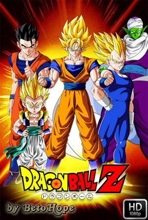 Dragon Ball Z [1080p] [Latino-Ingles-Japones] [MEGA]