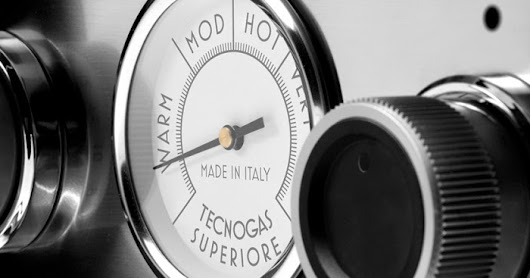 MoD Must Haves: Automobile inspired Tecnogas Superiore Ranges