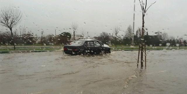 Yağmur Bursa'yı vurdu!