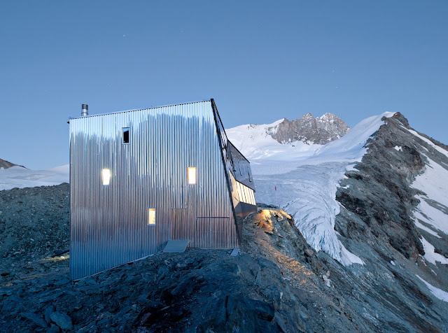 insaat-noktasi-dunyanin-en-guzel-dag-evleri-New-Mountain-Hut-At-Tracuit