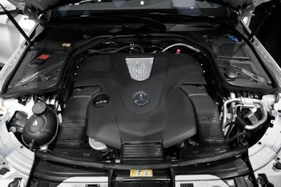 Mercedes Benz C-Class Engine Spesificatios