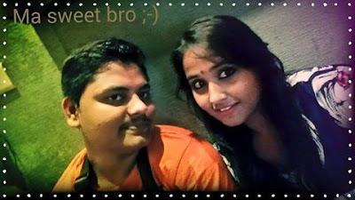 kajal raghwani brother