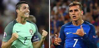 Portugal vs Francia