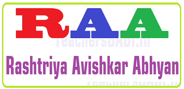Telangana Rashtriya Avishkar Abhiyan,RAA,Telangana State Level Steering Committee