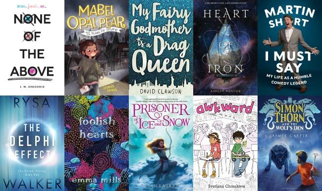Top Ten Hidden Book Gems #bookworm #toptentuesday