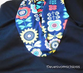 Kapuzenpulli jERIKA, 12 letters of handmade fashion, me made mittwoch- neuesvomschloss.blogspot.de