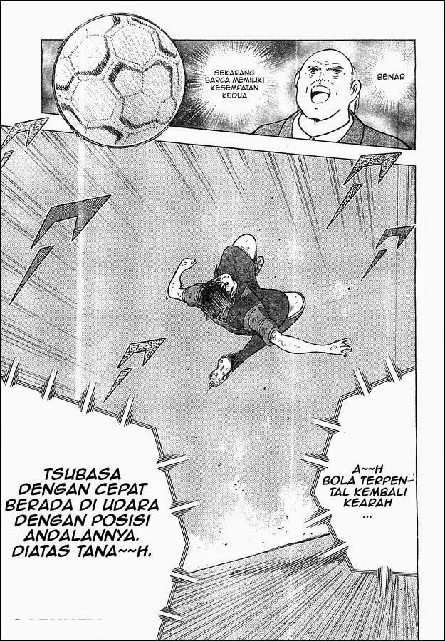 Captain Tsubasa – Rising Sun Chapter 01-29