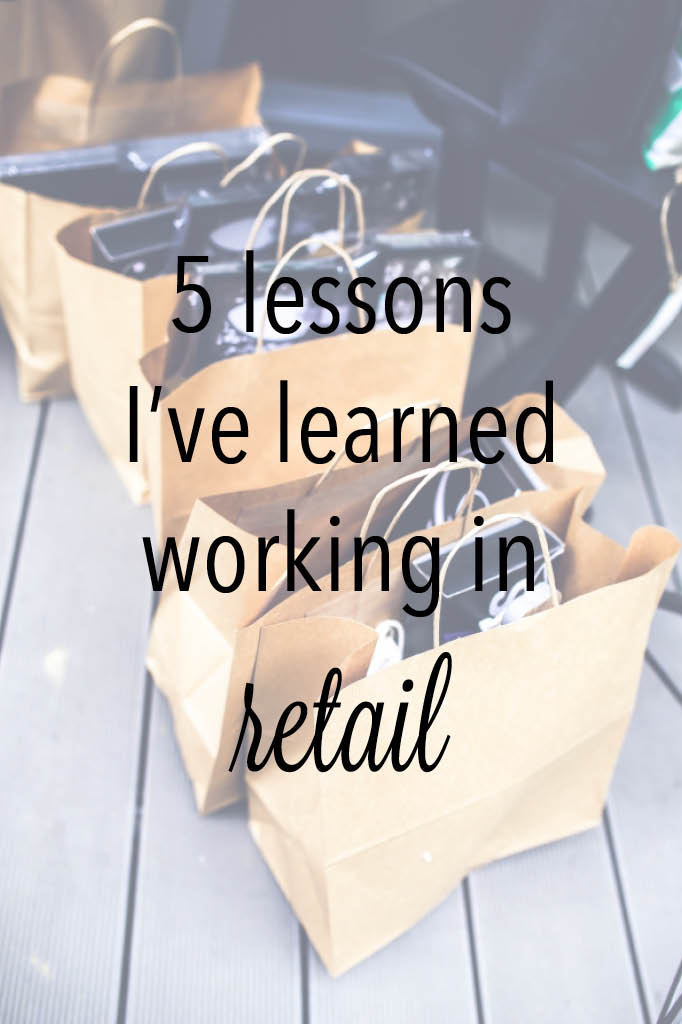 five things every person who's worked in retail knows to be true