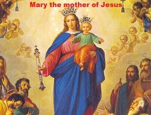 Bakit Dinasalan si Maria