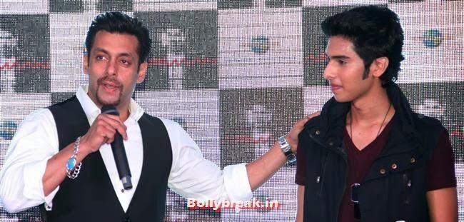 Salman Khan and Armaan Malik, Anu Malik's Nephew 'Armaan Malik' Album Launch