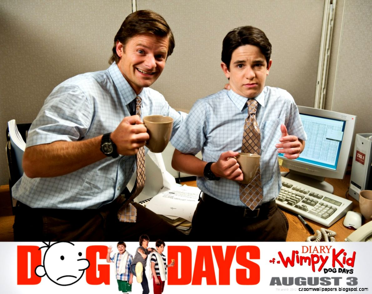 Diary Of A Wimpy Kid Dog Days Wallpapers Zoom Wallpapers