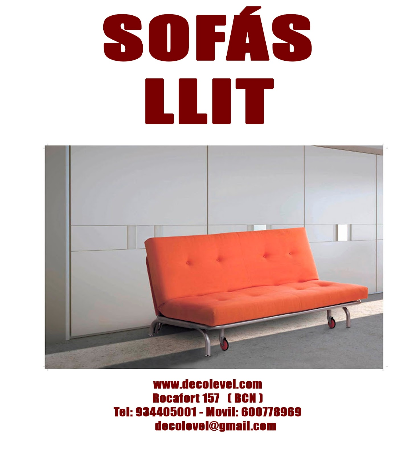 Tiendas sofas barcelona finest muebles boom en vitoria for Outlet sofas barcelona