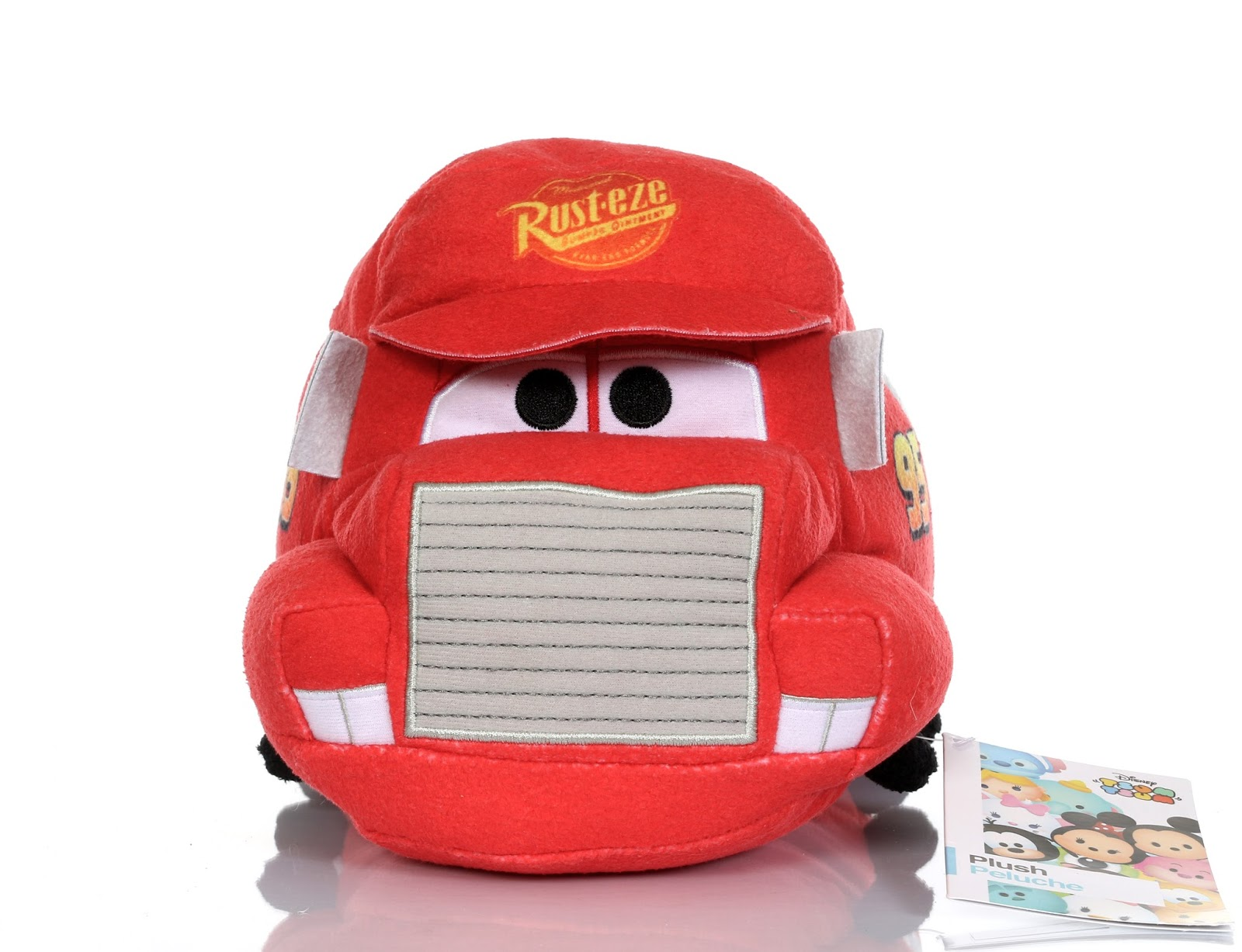 disney store cars 3 tsum tsums mack