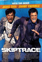 Skiptrace (2016) - Poster