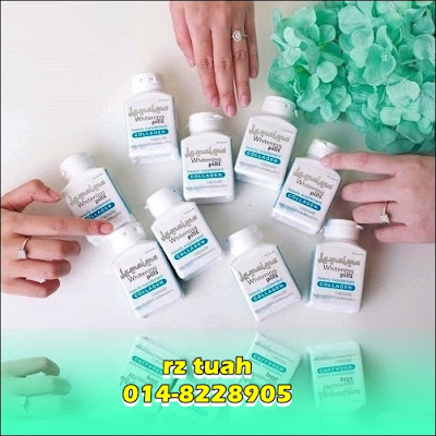 jemaima whitening pills collagen capsule
