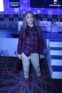 Ekta Kapoor Anurag Kashyap & Ramesh SippyAt at FICCI FRAMES 2017  0056.JPG