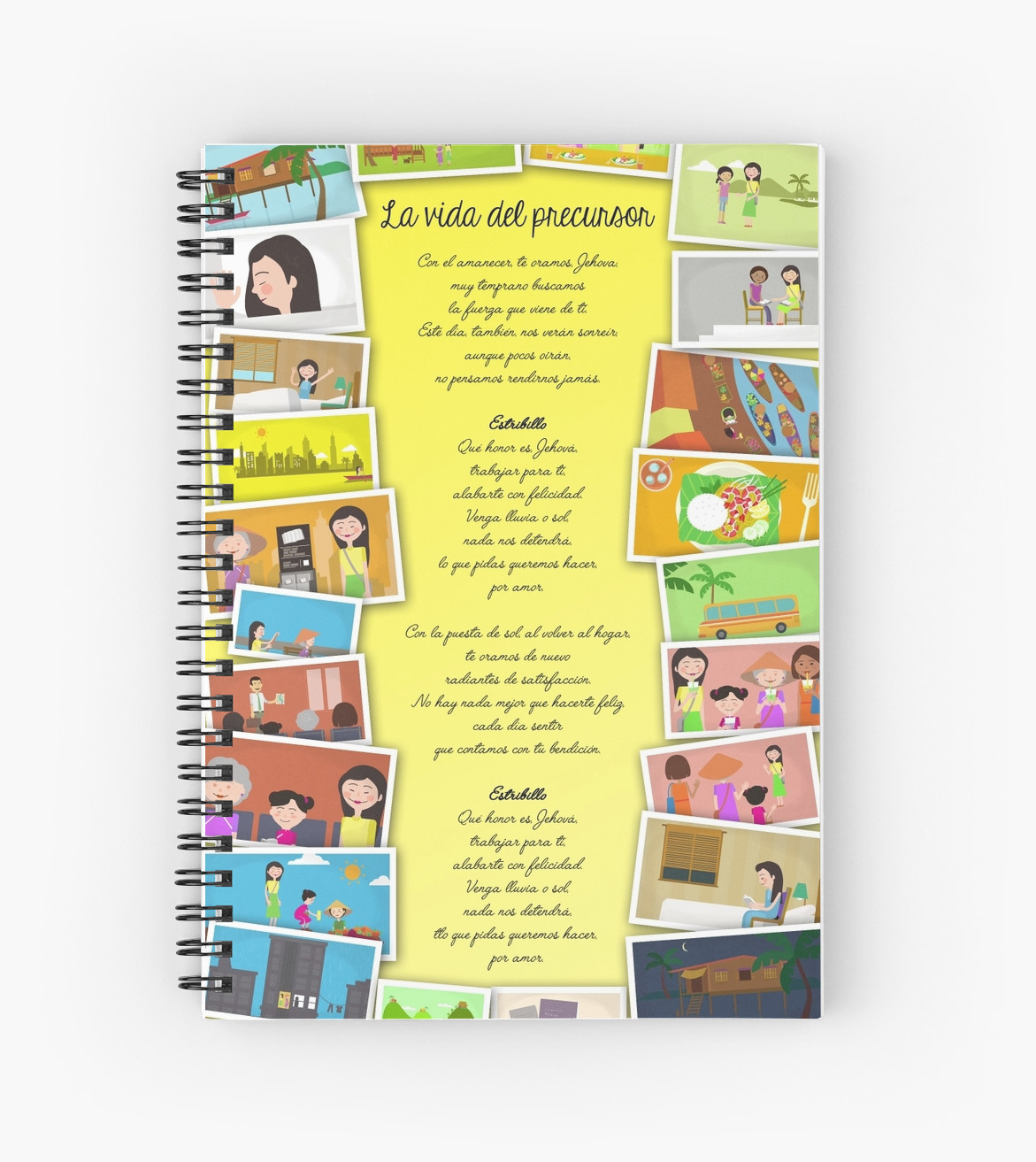 Pioneer Service School Pss Notebooks Greeting Cards Stickers And