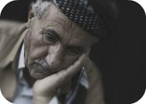 Ancianos maltratados