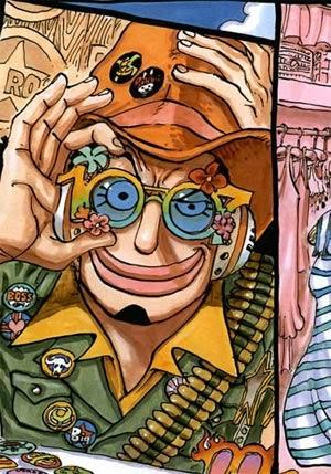 海賊王(One Piece)分析文庫: 海賊王756分析 (夏多)