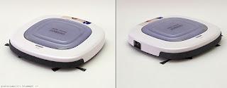 Ecovacs Imetec 8102 Deebot CR110 Robot Pulisci pavimenti