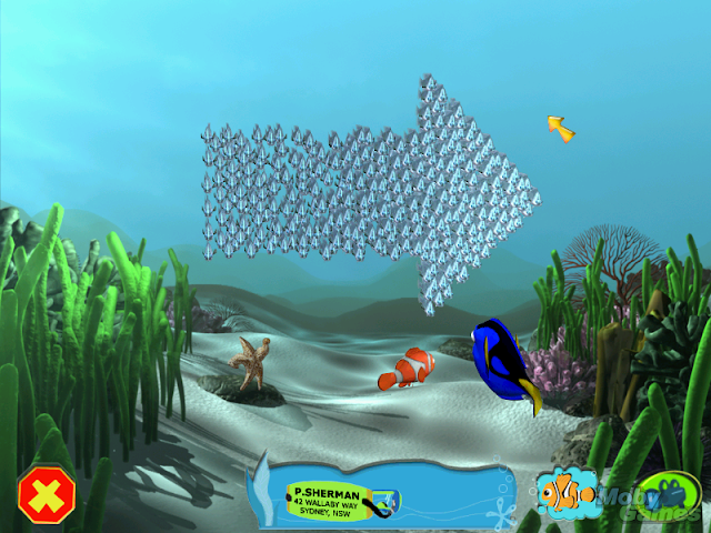 Finding Nemo PC Game
