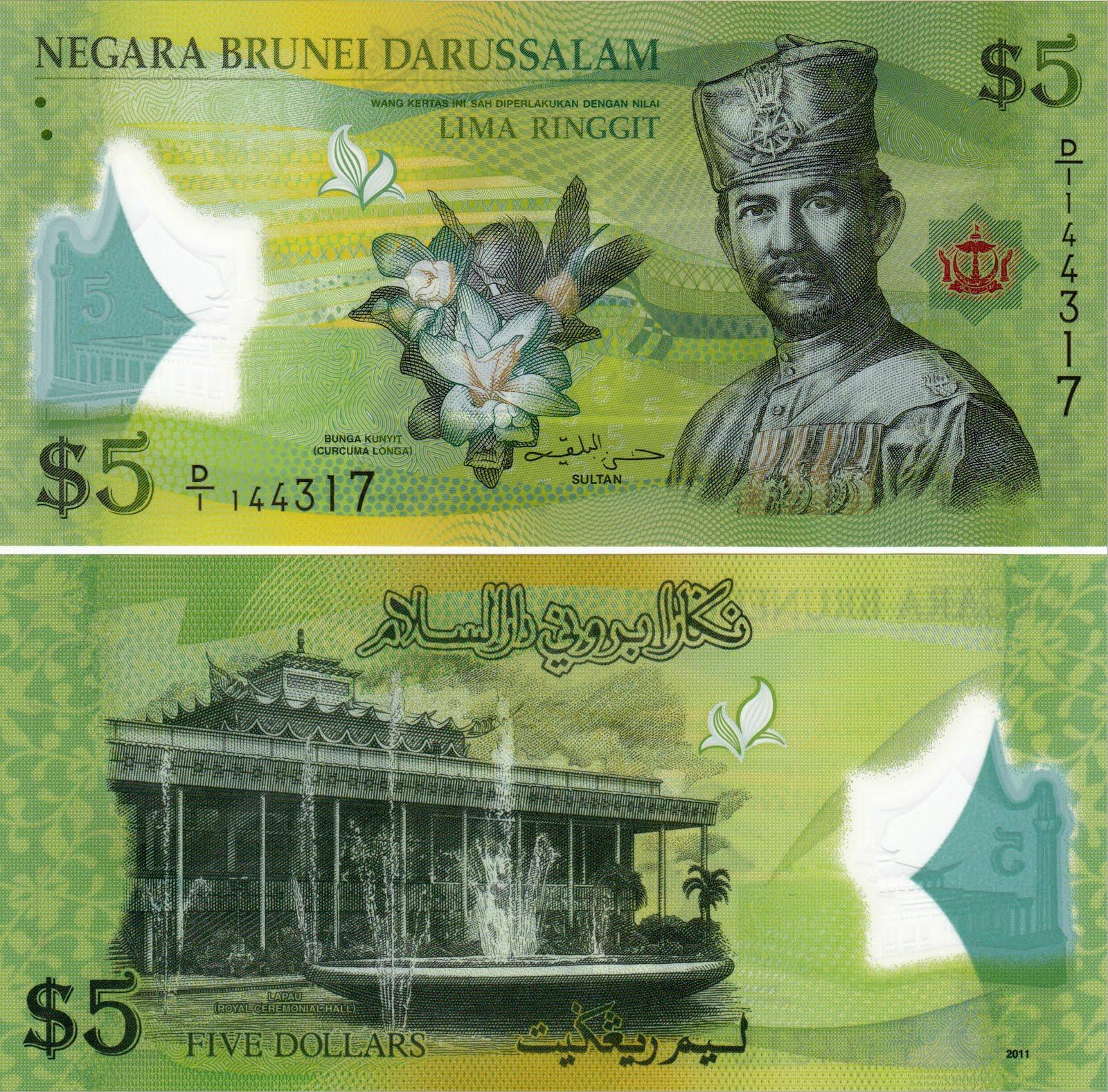Brunei forex exchange