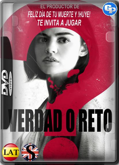 Verdad o Reto (2018) DVD5 LATINO/INGLES