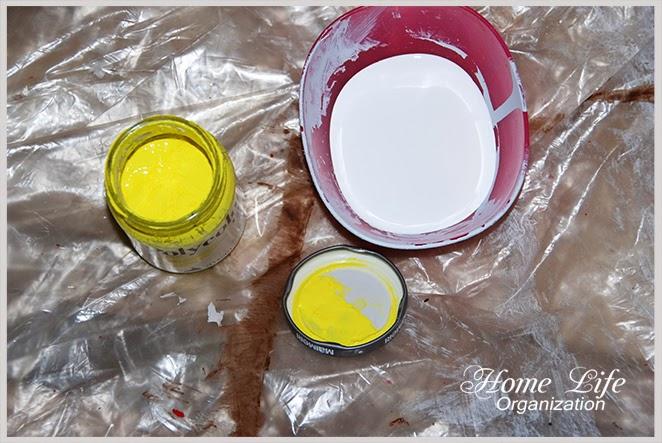Chalk paint. Цветная краска для грифельных досок своими руками